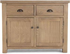 Bourg Oak Small Sideboard