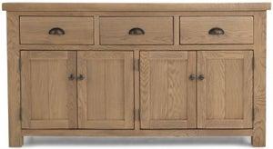 Bourg Oak Large Sideboard