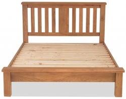 Bradburn Oak Bed