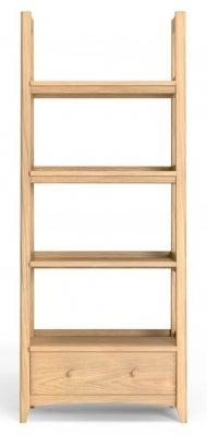 Celina Oak Ladder Display Unit