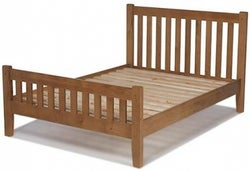 Cherington Oak Bed