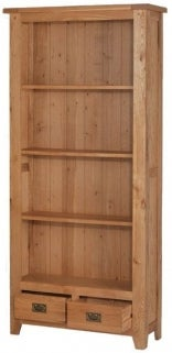 Cherington Oak Tall Bookcase