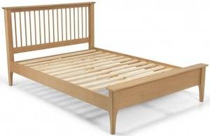 Cornett Oak Bed
