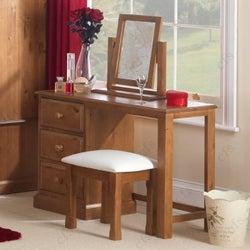 Henbury Pine Dressing Set