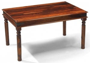Mica Sheesham Thacket Dining Table