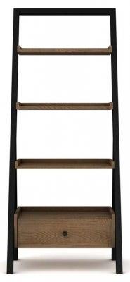 Wilber Oak Industrial Ladder Display Unit