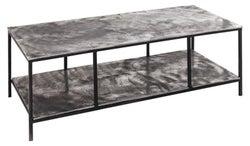 Hill Interiors Farrah Silver Coffee Table
