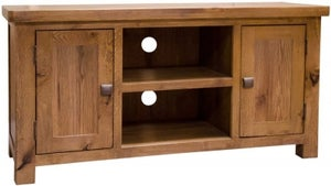 Homestyle GB Aztec Oak TV Cabinet