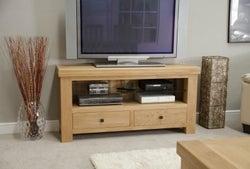 Homestyle GB Bordeaux Oak TV Unit