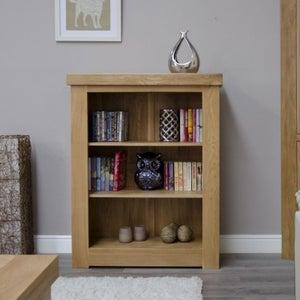 Homestyle GB Bordeaux Oak Small Bookcase