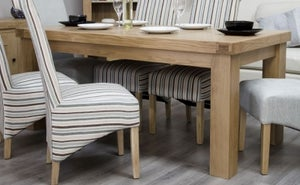 Homestyle GB Bordeaux Oak Dining Table