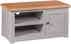Homestyle GB Diamond Painted Small TV Cabinet