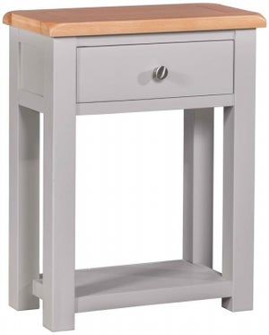 Homestyle GB Diamond Painted Small Hall Table