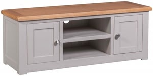Homestyle GB Diamond Painted Large TV Cabinet