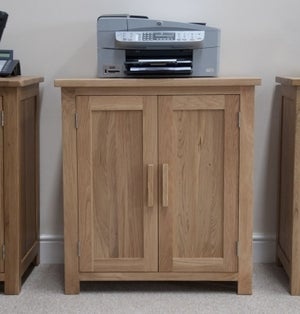 Homestyle GB Opus Oak Printer Cabinet