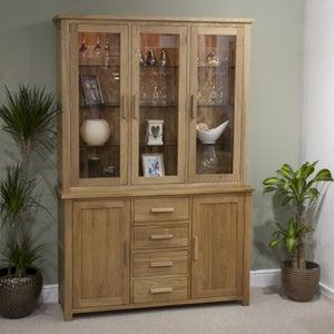 Homestyle GB Opus Oak Large Dresser