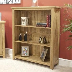 Homestyle GB Opus Oak Small Bookcase