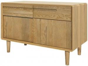 Homestyle GB Scandic Oak Small Cabinet
