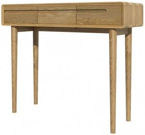 Homestyle GB Scandic Oak Hall Table