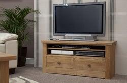 Homestyle GB Torino Oak Small Plasma Unit