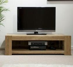 Homestyle GB Trend Oak Standard Plasma TV Unit