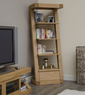 Homestyle GB Z Designer Oak Bookcase