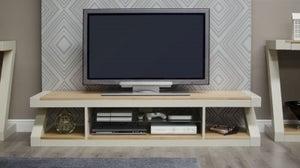 Homestyle GB Z Painted Large Plasma TV Cabinet