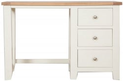 Perth Dressing Set - Oak and Ivory Painted