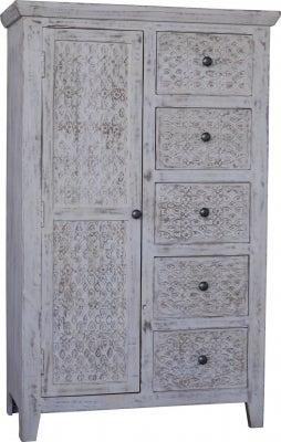 Jaipur Mandakini Mango Wood Cabinet