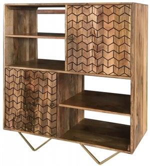 Jaipur Nive Mango Wood Cabinet