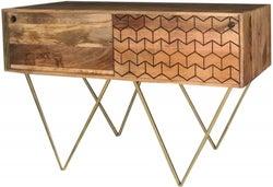 Jaipur Nive Mango Wood Console Table