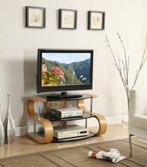 Jual Curve Oak TV Stand JF203 850