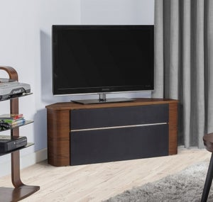 Jual Walnut Acoustic TV Stand JF708