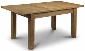 Julian Bowen Astoria Oak Extending Dining Table