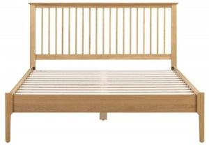 Julian Bowen Cotswold Oak Bed