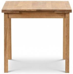 Julian Bowen Coxmoor Oak Extending Dining Table