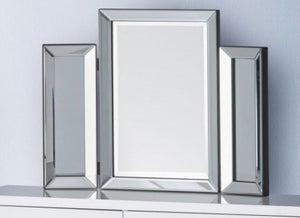 Julian Bowen Soprano Rectangular Folding Dressing Mirror