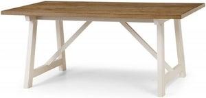 Julian Bowen Pembroke Oak Dining Table