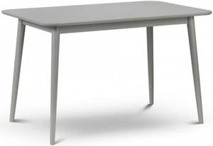 Julian Bowen Torino Lunar Grey Dining Table
