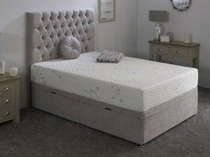 Kayflex K Zone Reflex Foam Density Divan Bed