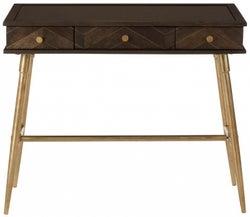 Terrell Grey Mango Wood Console Table