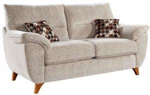 Lebus Billie 2 Seater Fabric Sofa