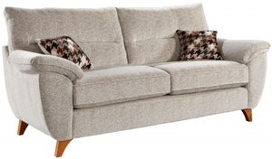 Lebus Billie 3 Seater Fabric Sofa
