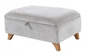 Lebus Billie Fabric Footstool