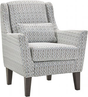 Lebus Clara Newton Accent 1 Fabric Accent Chair