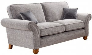 Lebus Vegas 2 Seater Fabric Sofa