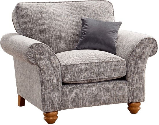 Lebus Vegas Fabric Armchair
