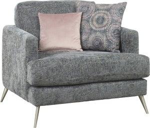 Lebus Venice Fabric Love Chair
