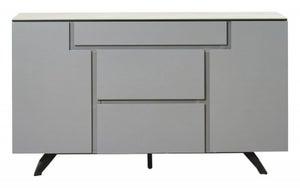 Mark Webster Morada Grey Large Sideboard