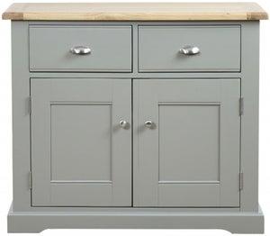 Mark Webster Waterford Sideboard - Oak and Grey